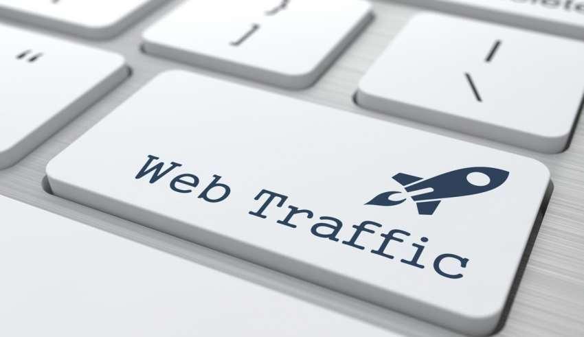 بالا بردن ترافیک سایت