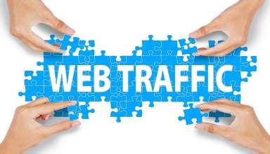 بالا بردن ترافیک وب سایت