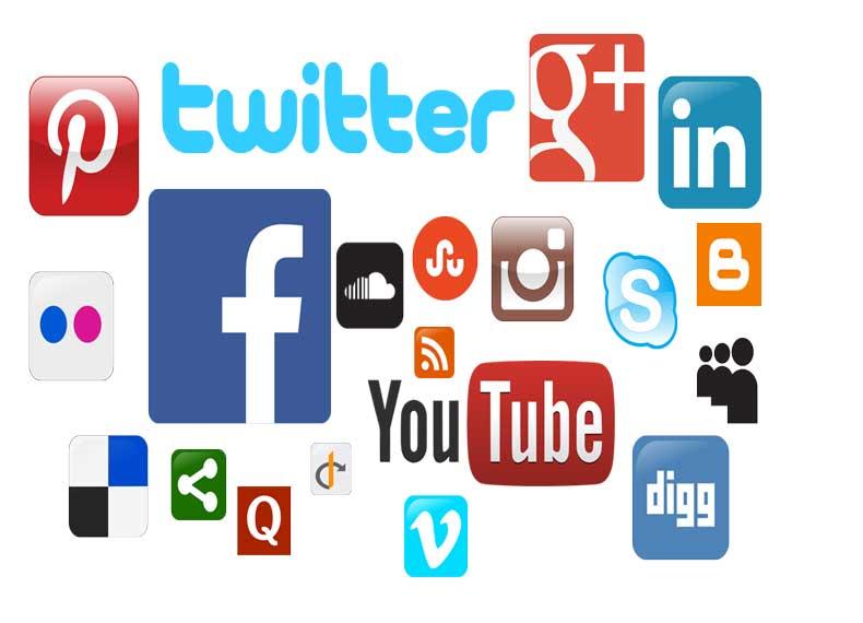 سئو سایت با شبکه های اجتماعی