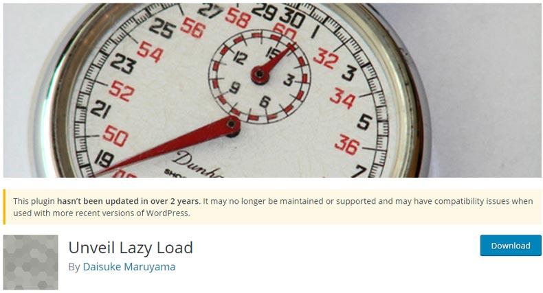 بهترین پلاگین lazy load