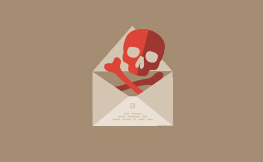 اسپم شدن ایمیل بعد از هک